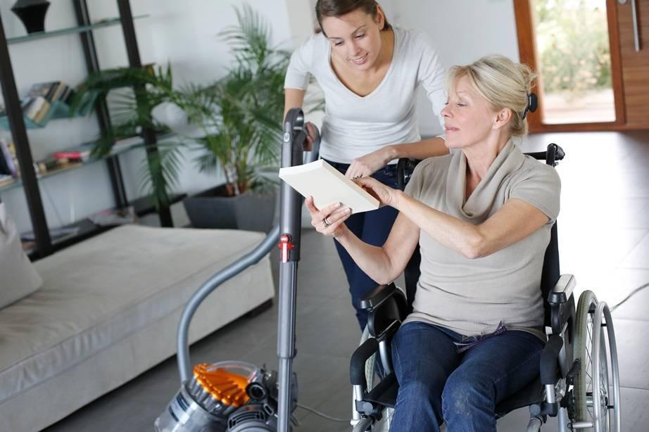 Asystent/ka osoby niepełnosprawnej